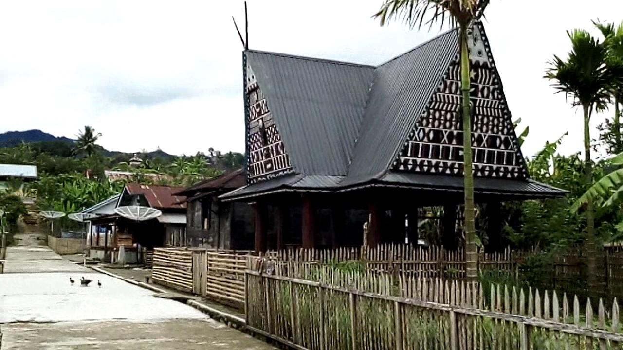 Hasil gambar untuk rumah adat suku mandailing
