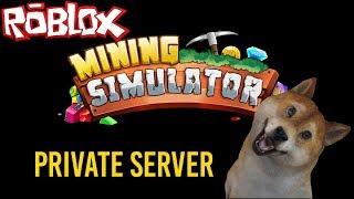 Roblox Mining Simulator - Beitreten Schnelle... 🔴Hat Giveaway(außer begrenzt)