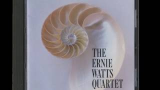 My One and Only Love (Ernie Watts Quartet)