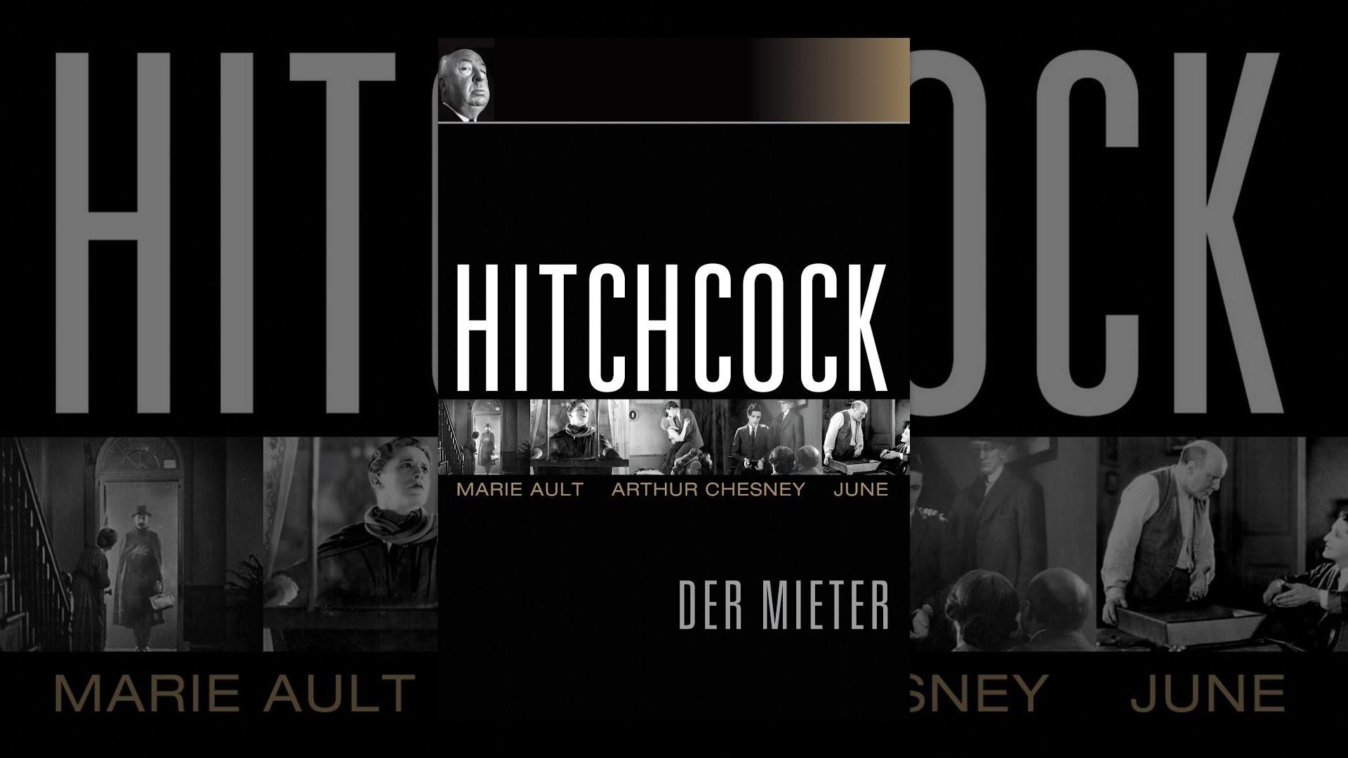 Hitchcock Der Mieter