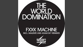 F**k Machine (Adam Sky Fat Kunt Mix)