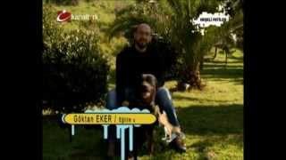 Köpek Eğitmi: Rottweiler - Polis Köpekleri Eğitimi Uzmanı Göktan Eker