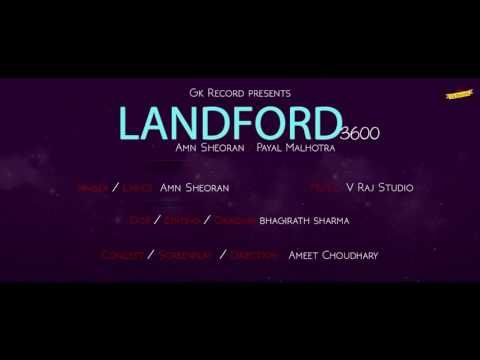 Jat land Ford.... Presenting  by
