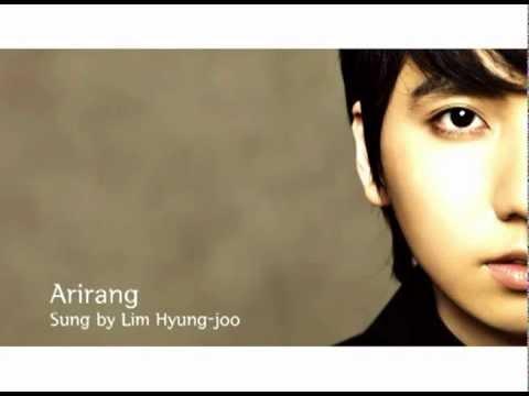 Arirang sung by Lim Hyung-joo