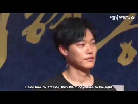 "[ENG SUB] 160802 류준열 Ryu Jun Yeol at the ""The Last Princess"" 덕혜옹주 movie premiere"