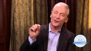 Bill Maher on Chris Christi He Should