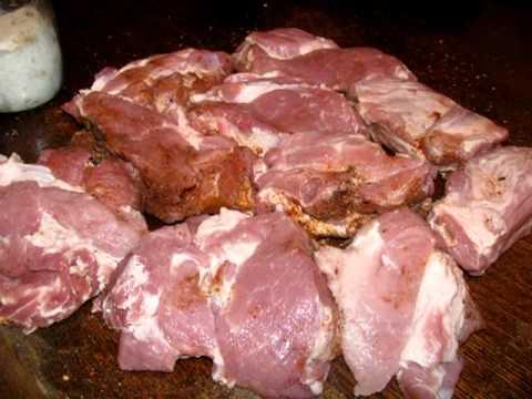 блюда из баранины в казане рецепты видео