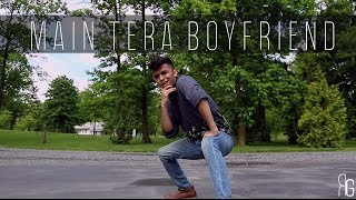 Main Tera Boyfriend | Rohit Gijare Choreography | Dance | Raabta, Arijit Singh