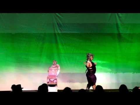 Medusa Arisia belly dance by Thalia