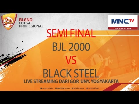 BJL 2000 VS Black Steel (3-4) - Semifinal Blend Futsal Profesional (FULL)