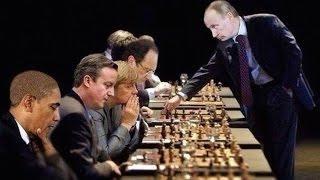 КОБ ДОТУ В окружении Путина появились серьезные аналитики? Ефимов В А