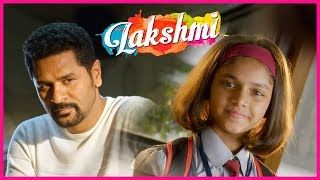 Prabhu Deva Introduction Scene | Lakshmi Tamil Movie | Prabhu Deva | Ditya Bhande | Karunakaran