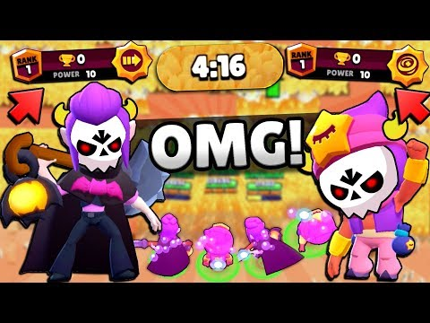 MAXED 0 TROPHY BRAWLERS IN BIG GAME! MY BEST TIME EVER!