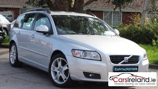 Volvo V50 2004 - 2012 review | CarsIreland ie
