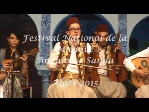 Association IBN BADJA au Festival National de la musique Sanaa 2015