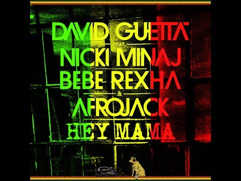 David Guetta - Hey Mama (reggae version by Reggaesta) ft Nicki Minaj, Bebe Rexha & Afrojack
