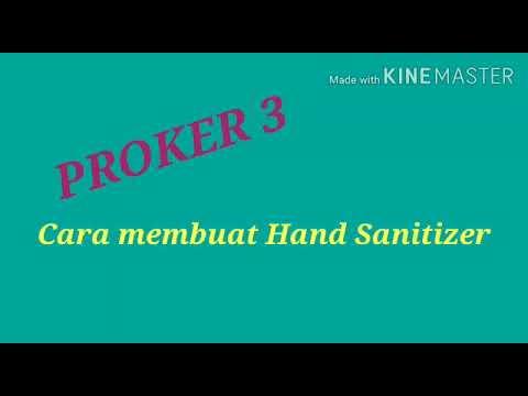 Cara Membuat Hand Sanitizer Dari Lidah Buaya