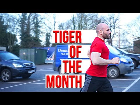 Tiger Of The Month | Dean Sole