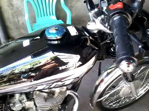 Honda Tmx 125 Dx Youtube