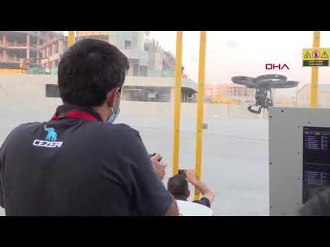 Cezeri'nin ilk uçuş testlerinden yeni görüntüler