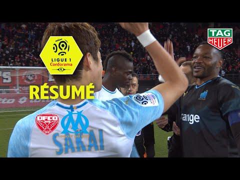 Dijon FCO - Olympique De Marseille ( 1-2 ) - Résumé - (DFCO - OM) / 2018-19