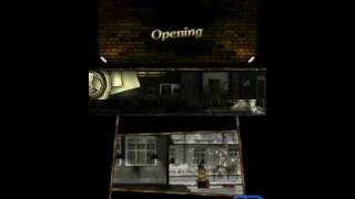 Rooms: The Main Building - First 3 Minutes [Nintendo Ds]