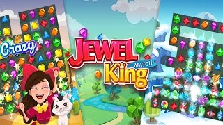 Jewel Match King Android Gameplay (HD)