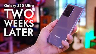 Galaxy S20 Ultra Review: 2 Weeks Later...