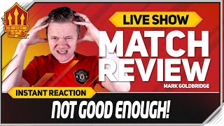 GOLDBRIDGE! Manchester United 1-1 Arsenal Match Reaction