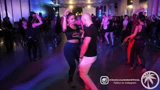 Puerto Rico Salsa Dance - Ataca y Alemana