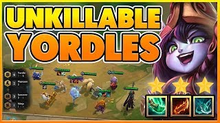 *HILARIOUS WIN* YORDLES CANT LOSE (LULU IS BROKEN) - BunnyFuFuu Full Gameplay