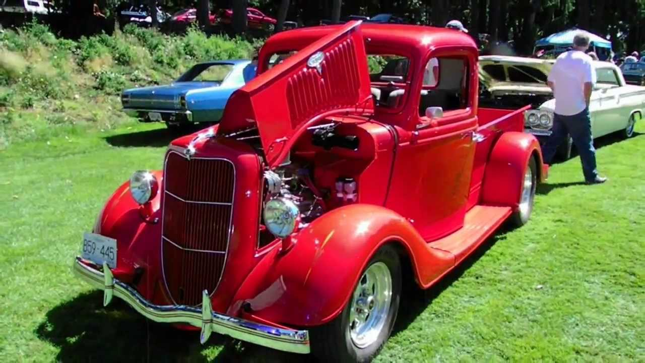 1930s ford pickup truck comptlation
