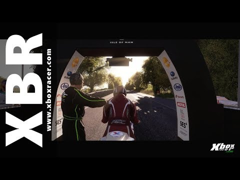 TT Isle of Man: Carrière #3 (Snaefell Mountain Course - 8.60km)
