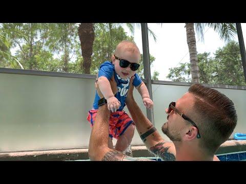 Photo of Tim Tracker & his Son Jackson