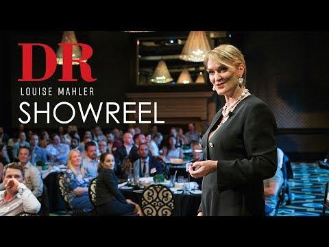 Dr Louise Mahler Showreel 2018