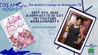 Author's Lounge on DreamSpire TV - Interview with Author Ca Tyra Polland