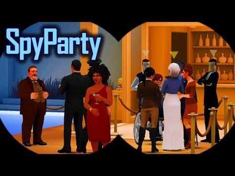 SPY PARTY! - BANANA BREAD!