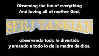 SERJ TANKIAN- saving us 2010 sub(ing-esp)