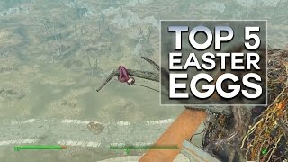 Nuka World DLC - Top 5 Easter Eggs