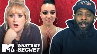 This Secret Had Karlous Miller SPEECHLESS 🤭 What's My Secret | MTV