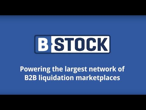 Learn How To Sell Your Liquidation Inventory on The B-Stock B2B Network