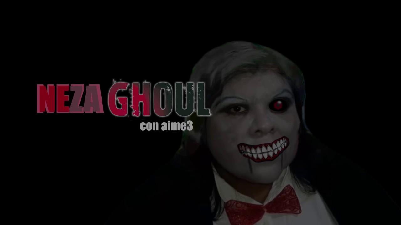 Neza Ghoul con Aimep3