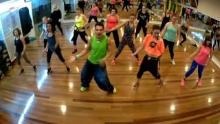 J Balvin Pitbull Hey Ma ft Camila Cabello choreo