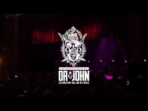 The Musical Mojo of Dr. John: A Celebration of Mac & His Music (Official Trailer)