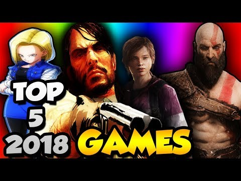 TOP 5 GAMES YOU MUST BUY IN 2018 (PS4 XBOX ONE PC)