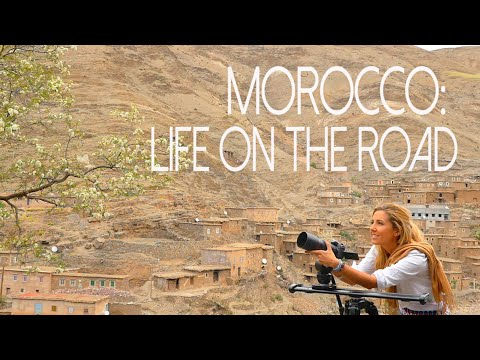 Morocco: Life on the Road - HOOKED UP with Kylie Flavell - Episode 10