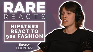 Hipsters React to '90s Fashion | Rare Reacts