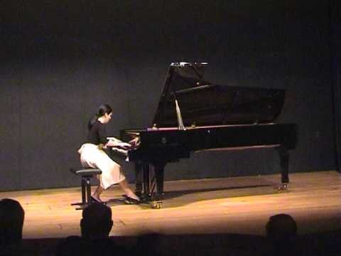 Esther Birringer - Ravel, Gaspard de la nuit, Scarbo - Live