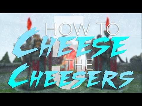 Tarzaned | RANK 1 Tip 5. How to Cheese the Cheesers in the Jungle