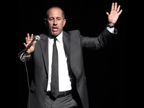 RAW - JERRY SEINFELD BEACON PRESS CONFERENCE ANNOUNCING NYC RESIDENCY